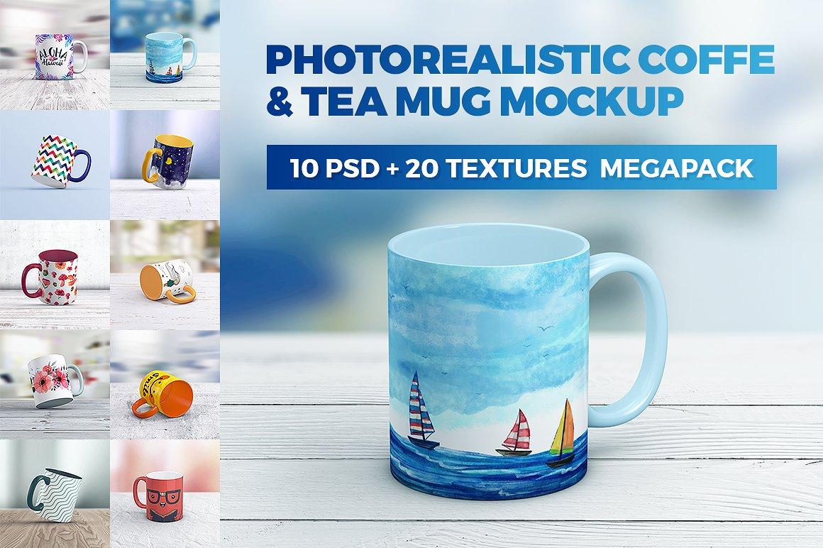 60 Realistic Coffee Cup Mug Psd Mockup Templates Decolore Net