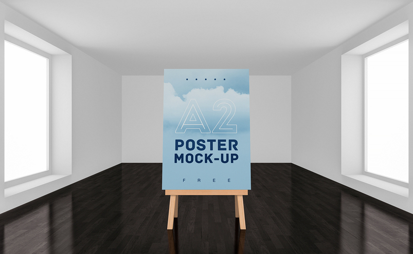 60+ Poster Mockup Templates for Showcasing Designs | Decolore Net