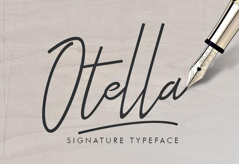 50 Best Useful Signature Handwritten Fonts