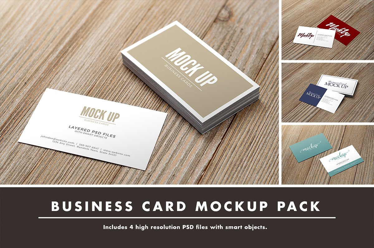 55 business card psd mockup templates decolore business card mockup pack on wood reheart Image collections