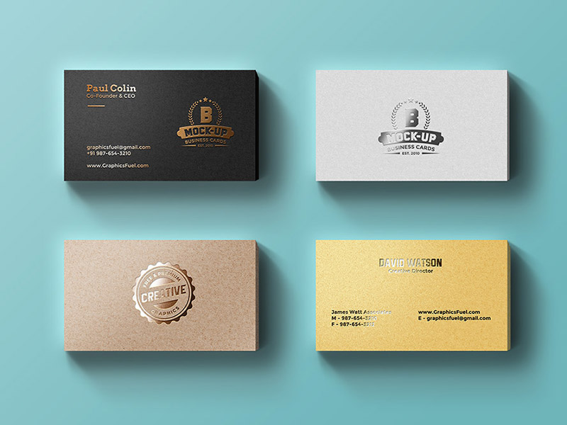 55 business card psd mockup templates decolore foil business card mockup price free cheaphphosting Choice Image