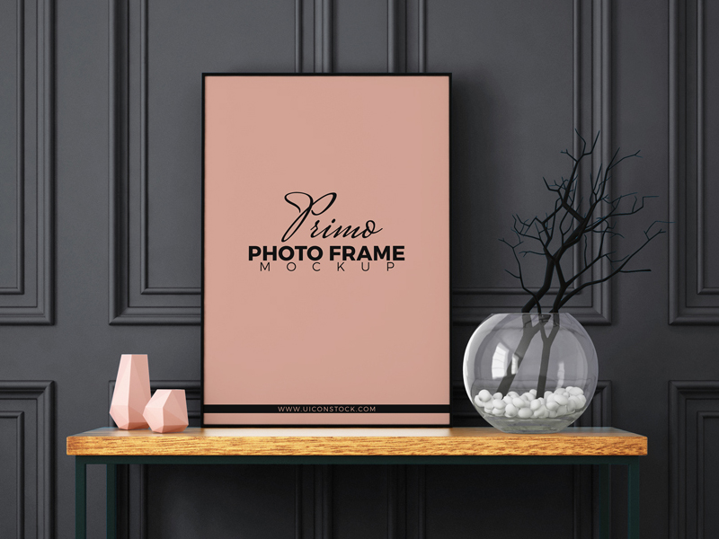50 Realistic Frame Mockup Templates Decolore Net