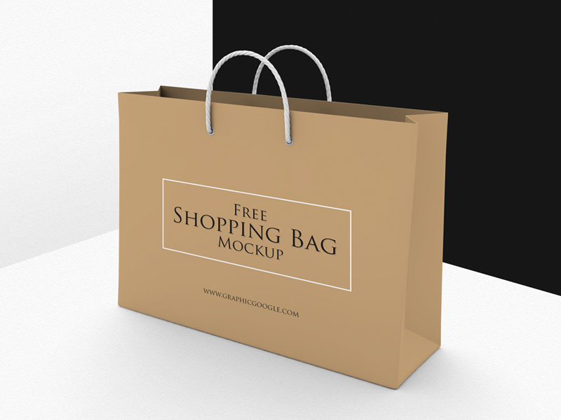40+ Best Shopping Bag PSD Mockup Templates | Decolore.Net