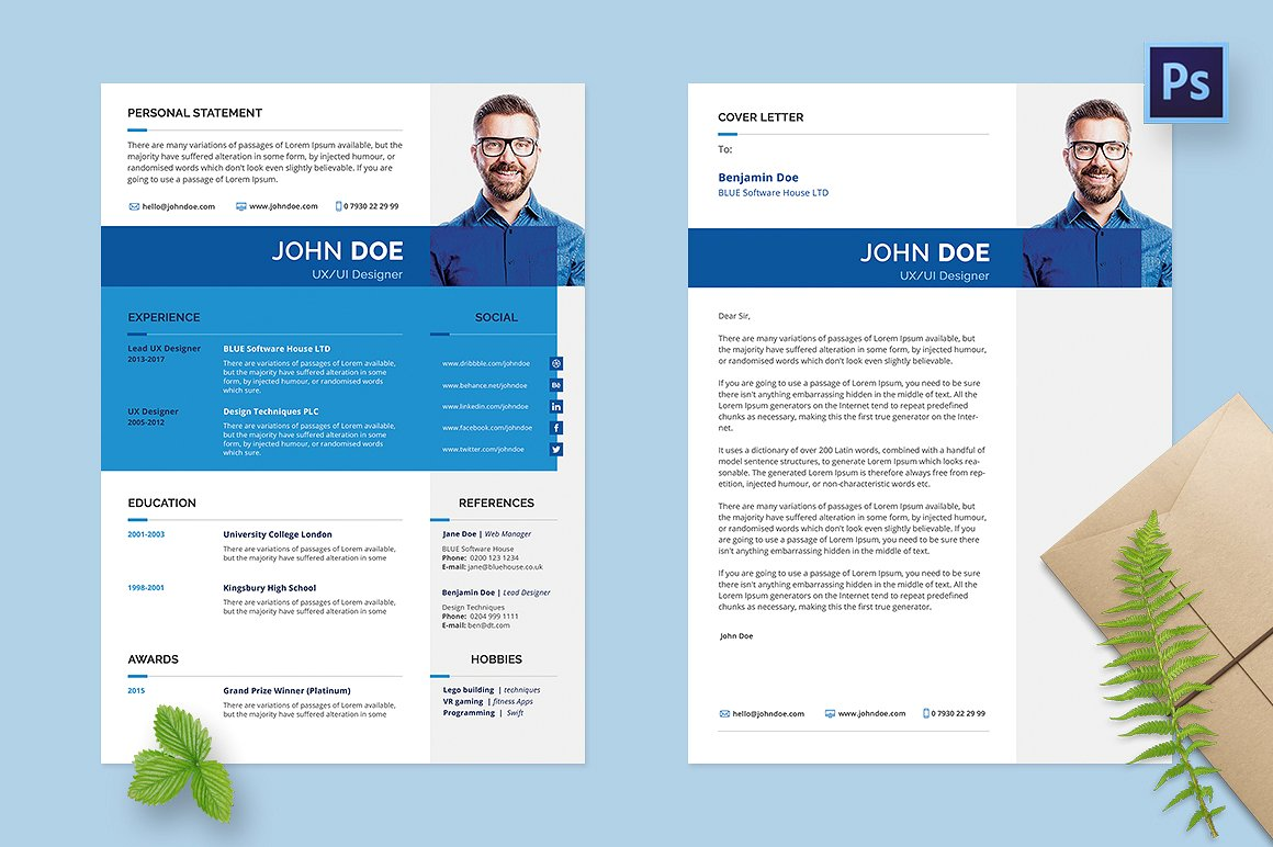 50 best clean useful cv resume templates decolore net