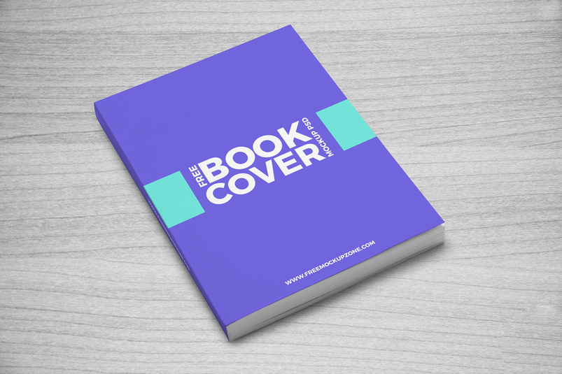 40+ Best Book Cover Mockup Templates | Decolore.Net