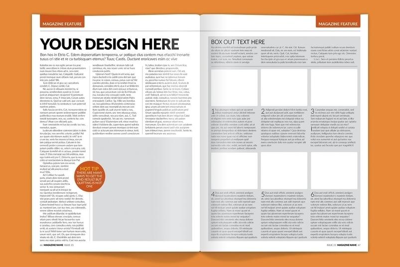40 creative magazine psd mockups templates decolore net