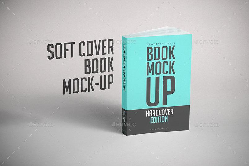 Best Book Cover Mockup : Best book cover mockup templates decolore