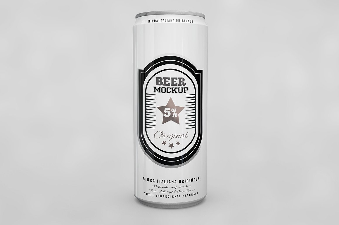 30 photorealistic can mockup templates decolore net