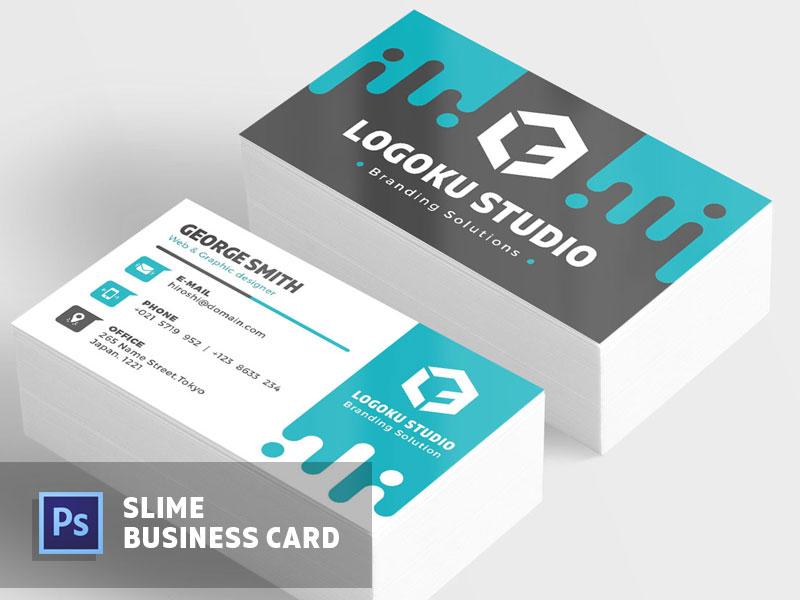 45+ Best Business Card Design PSD Templates   Decolore.Net