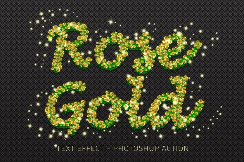 55+ Attractive Photoshop Text Styles & Effects | Decolore Net