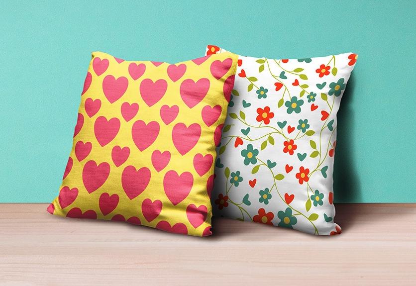 35  pillow  u0026 cushion psd mockup templates