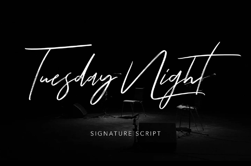 50+ Best Useful Signature & Handwritten Fonts | Decolore Net