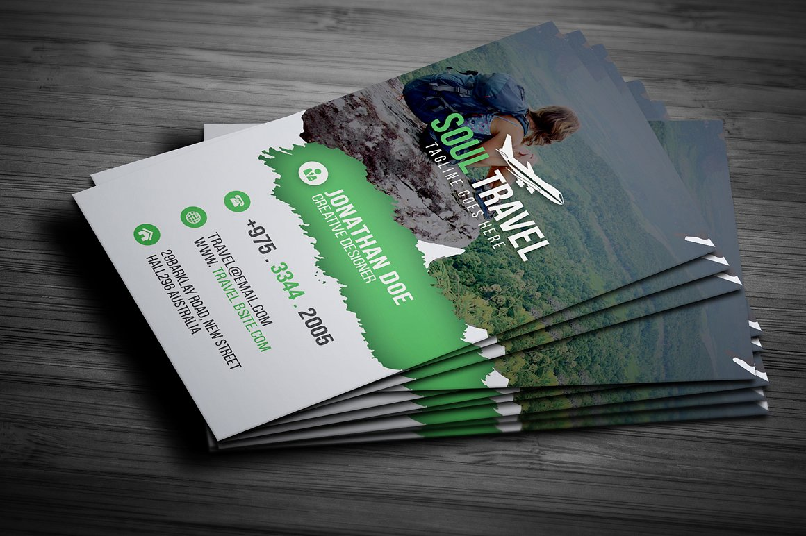Travel business cards image collections free business cards 15 creative travel business card psd templates decolore travel business card magicingreecefo image collections magicingreecefo Choice Image