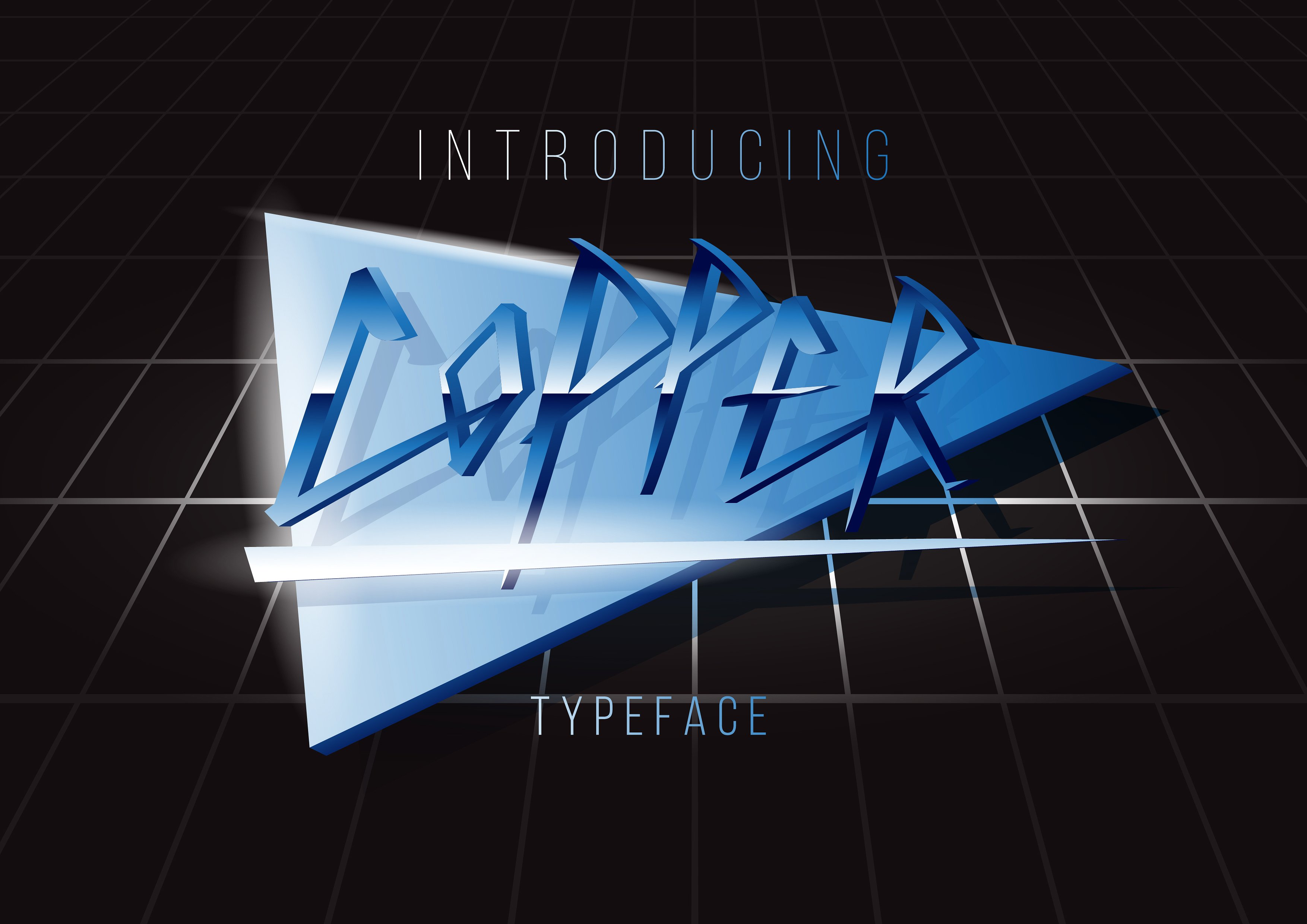 17 Inspiring 80's / 90's Fonts for Your Next Retro Design