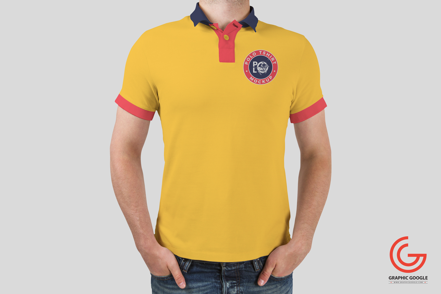 35 Polo Shirt Ultra Realistic Psd Mockups Decolore Net