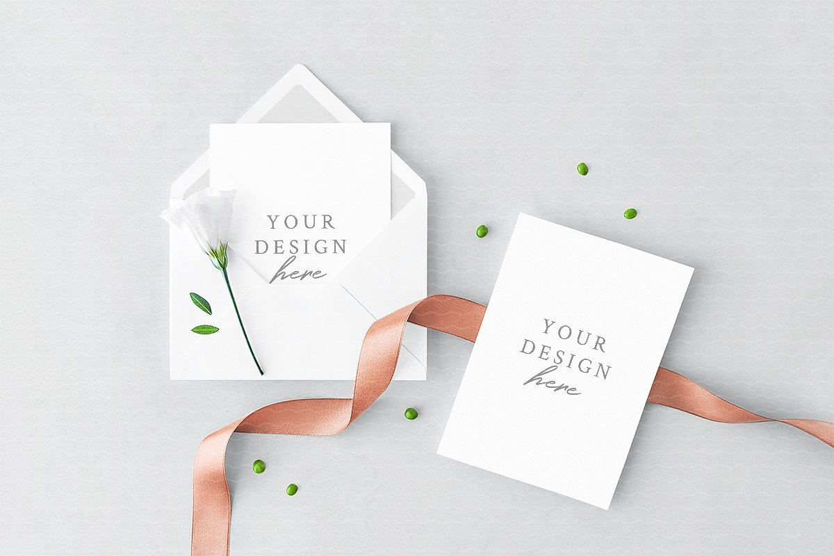 25 best envelope psd mockup templates decolore greeting card envelope mockup kristyandbryce Gallery
