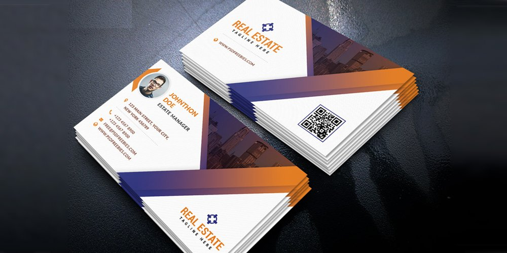 30 modern real estate business cards psd decolore real estate business card template psd accmission Images