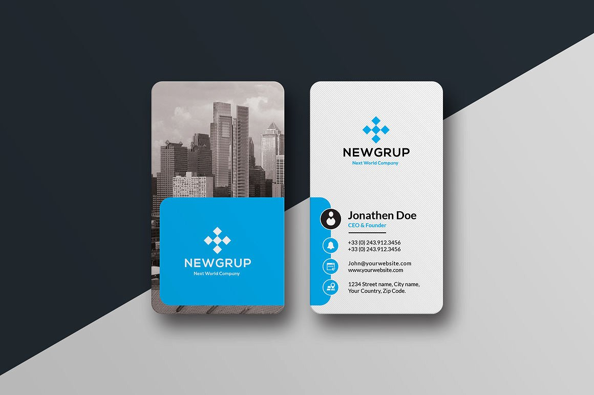 real estate business card - Real Estate Business Cards