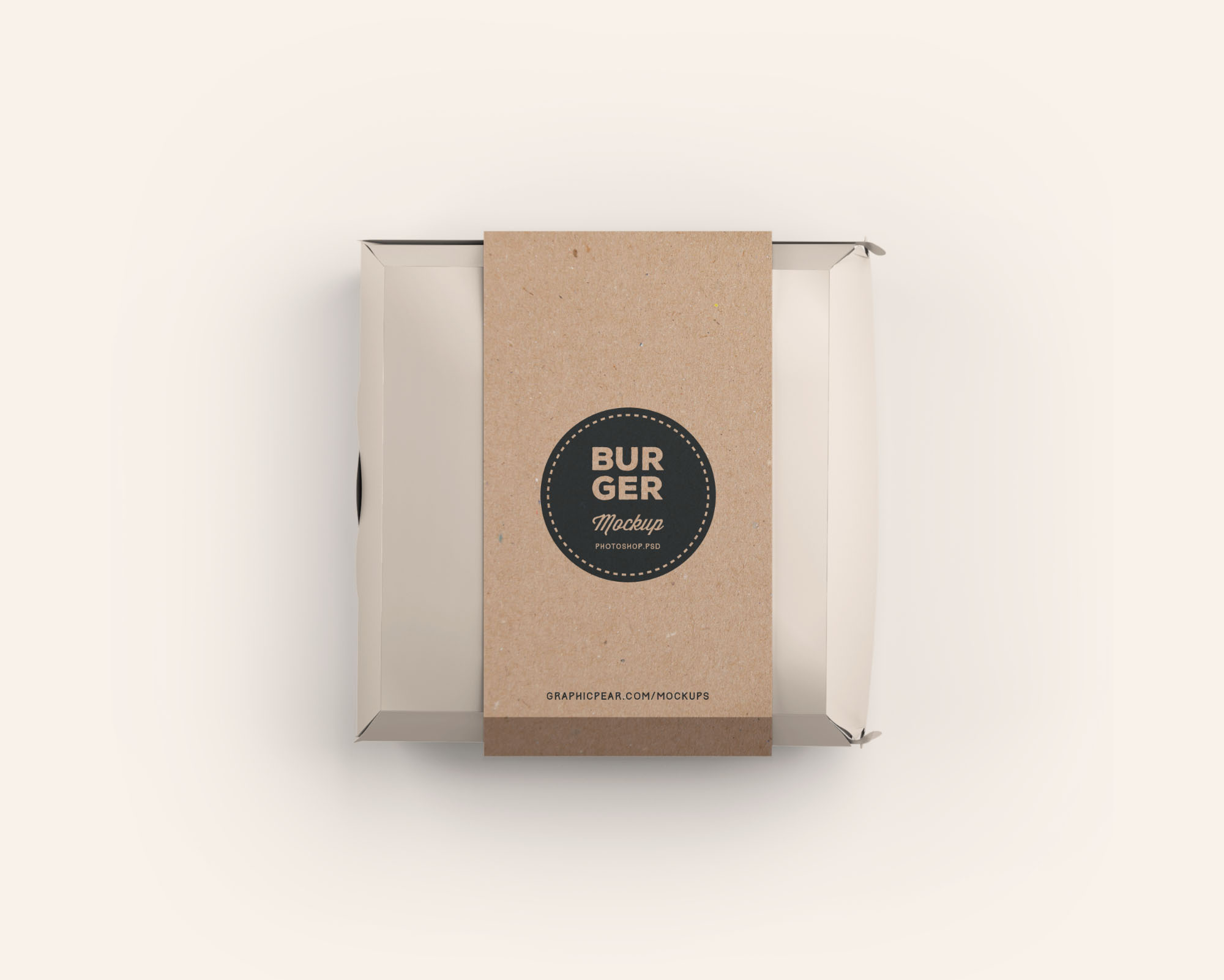 40 Fast Food Packaging Mockup Templates Decolore Net