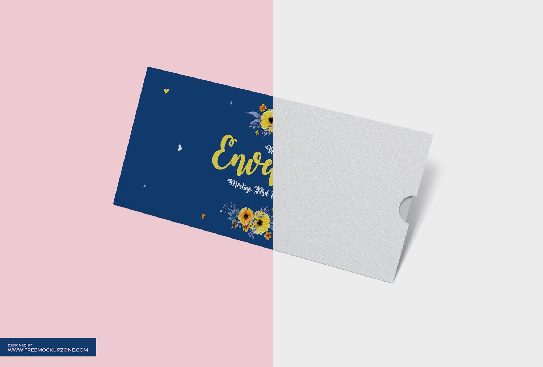 Envelope Design Template Psd