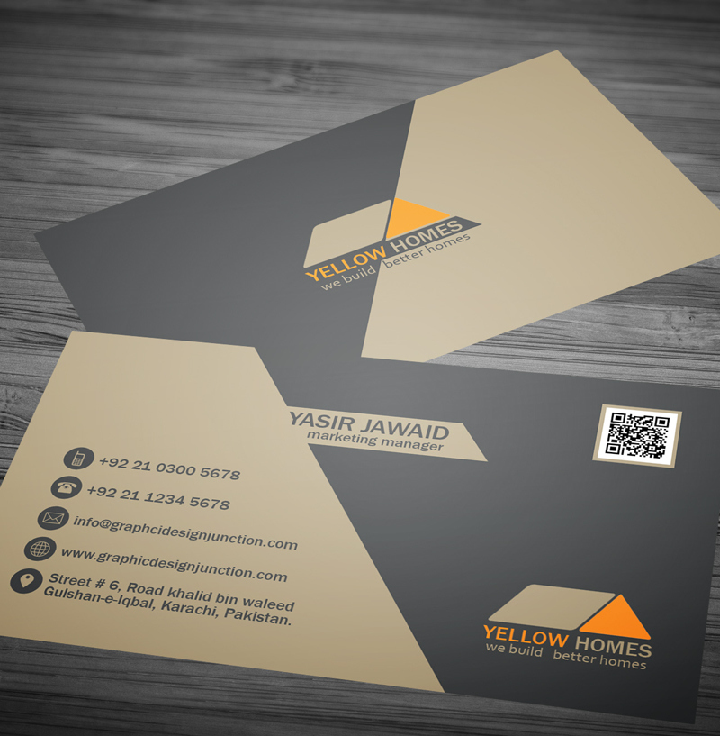 30 Modern Real Estate Business Cards Psd Decolore