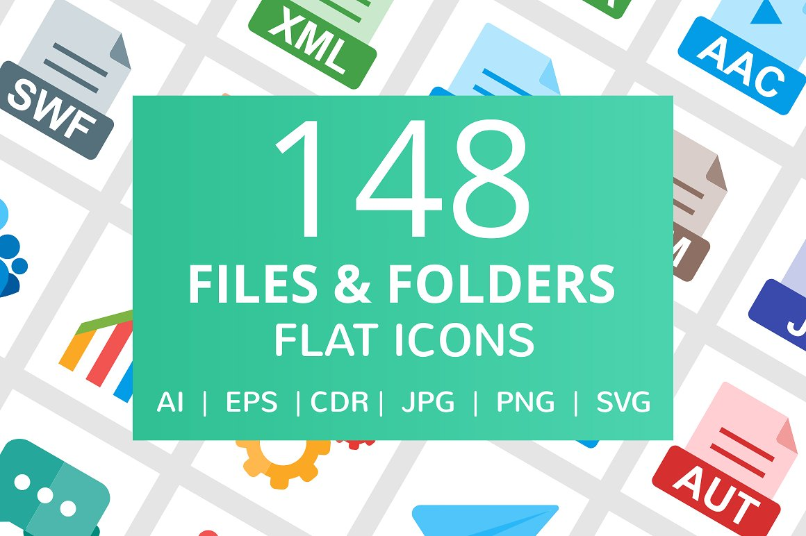 30+ File Type Icons for Designer & Developers | Decolore Net