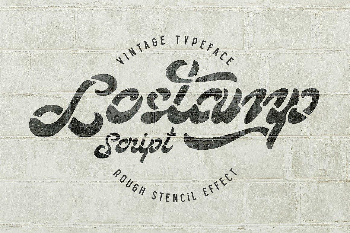 45+ Best Stencil Fonts for Designers | Decolore Net