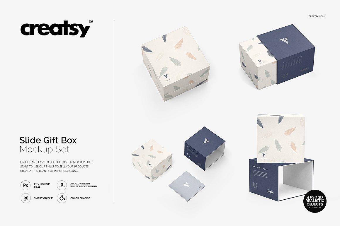 70 Creative Box Packaging Psd Mockups Decolore Net