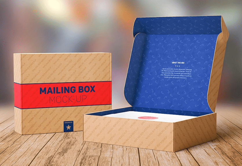 25 Mailing Box Bag Packaging Psd Mockups Decolore Net