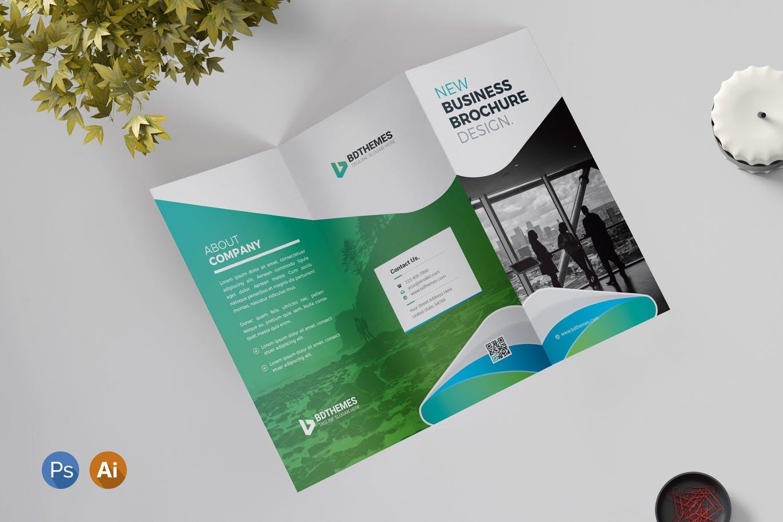 35 Modern Corporate Business Psd Brochures Decolore
