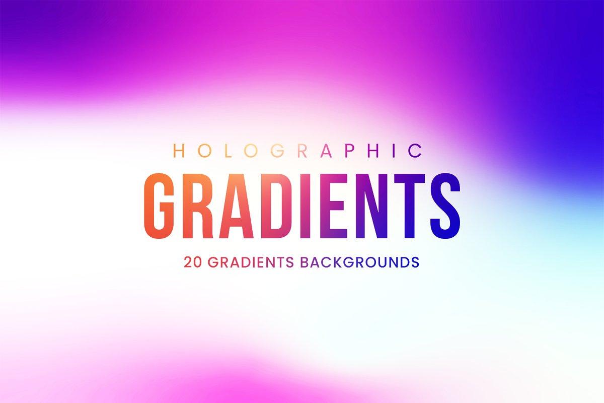 20+ Colorful Vibrant Gradient Backgrounds   Decolore.Net