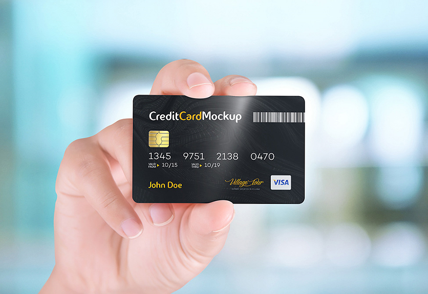 40  excellent credit card psd mockup templates