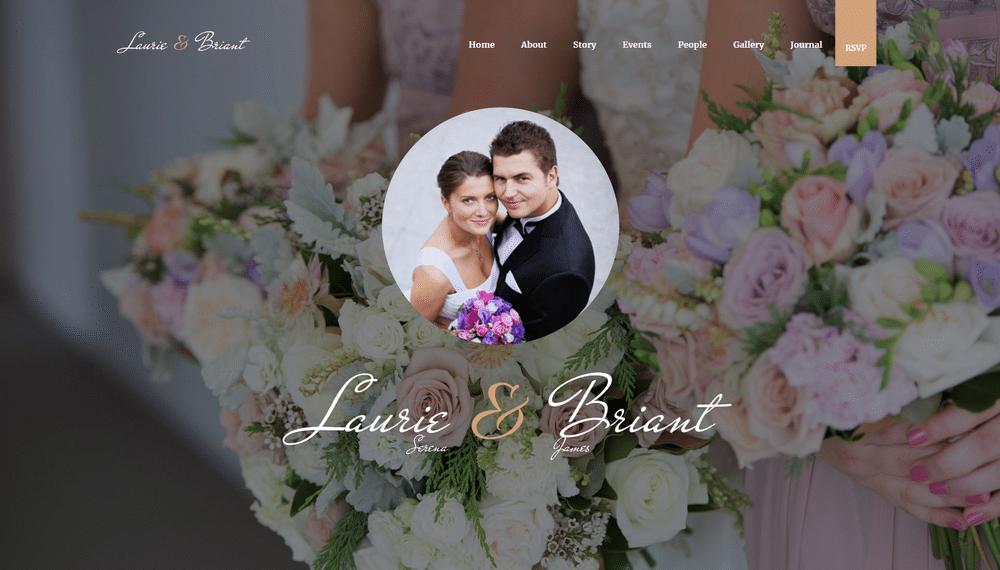 20 Beautiful Responsive Wedding Wordpress Themes 2018 Decolore
