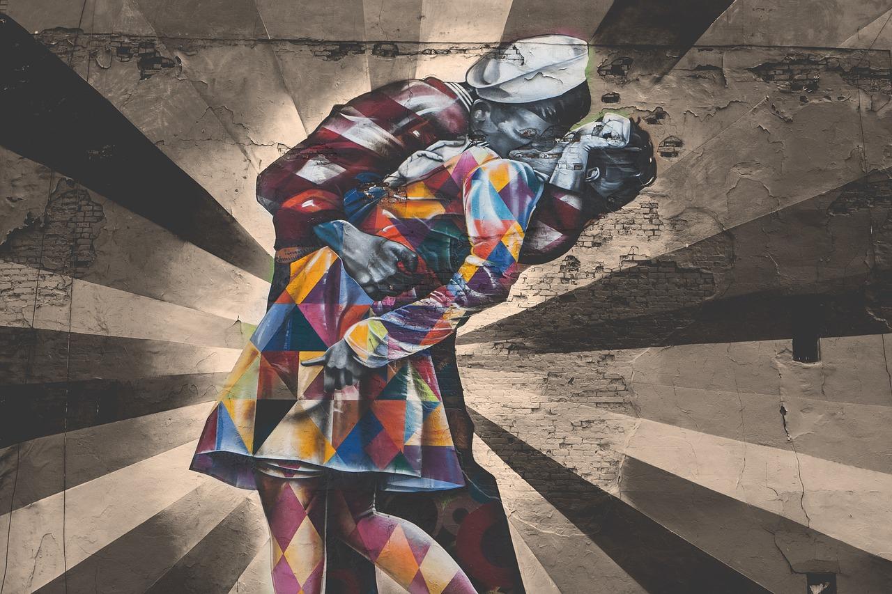 30 Graffiti Wall Art Eye Popping Free Stock Photos