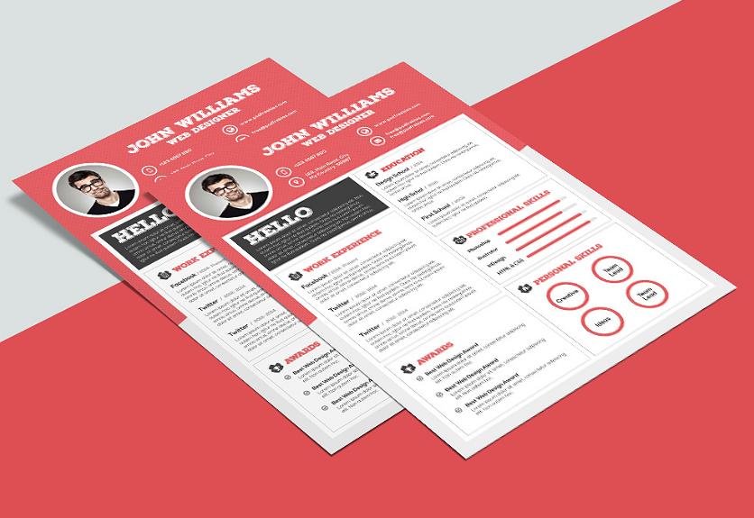 27 Professional Free Resume Templates Decolore Net