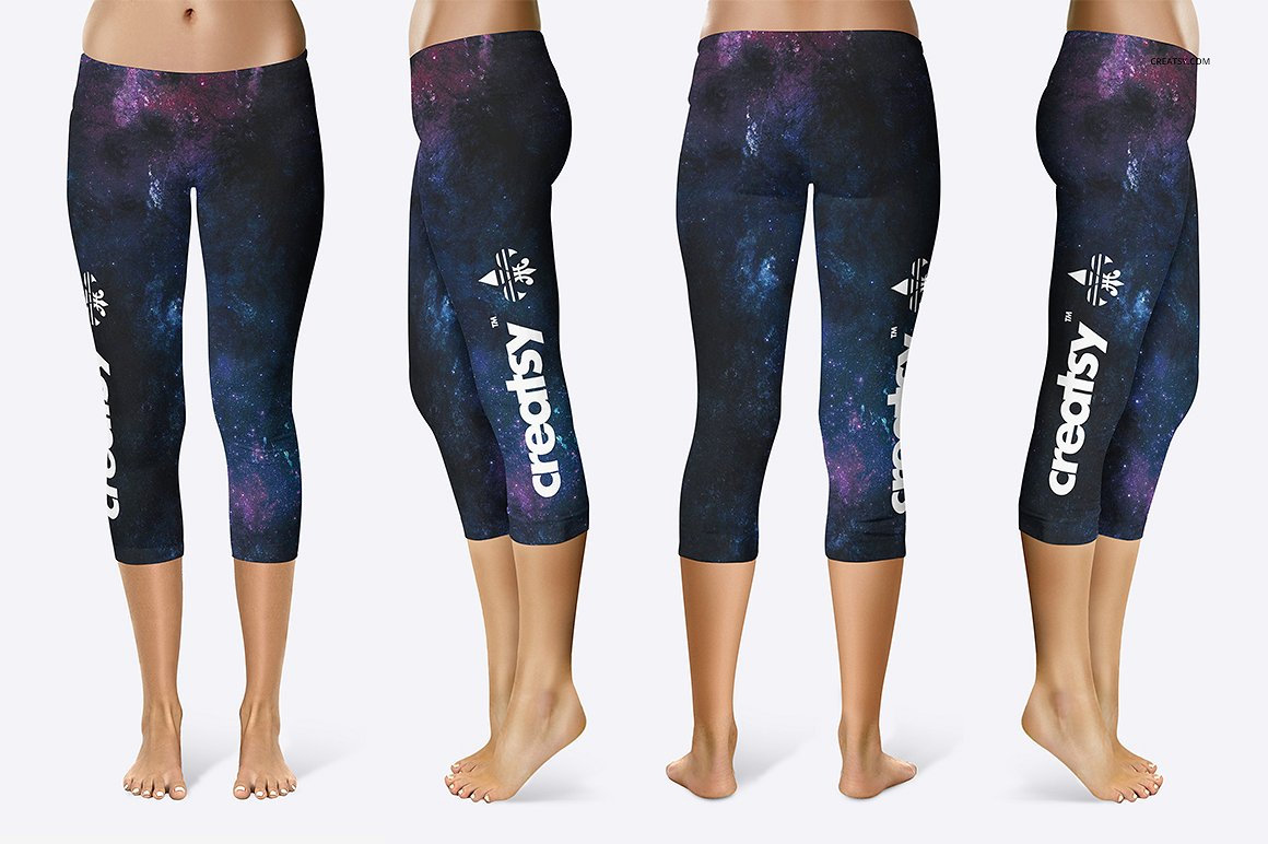 legging mockup psd + photo realistic leggings psd mockups   decolore