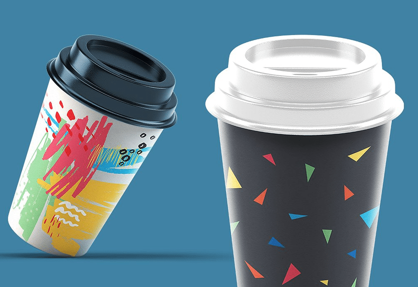 75 Best Paper Coffee Cup Mockup Templates Decolore Net