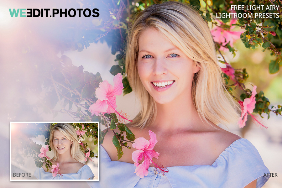 Lightroom Free Presets for Different Photography Genres
