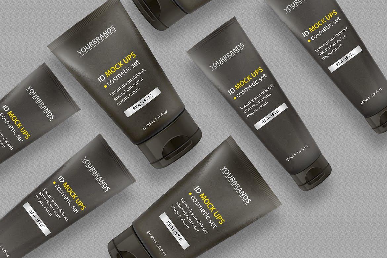 40+ Cosmetic Tube PSD Mockup Templates | Decolore Net