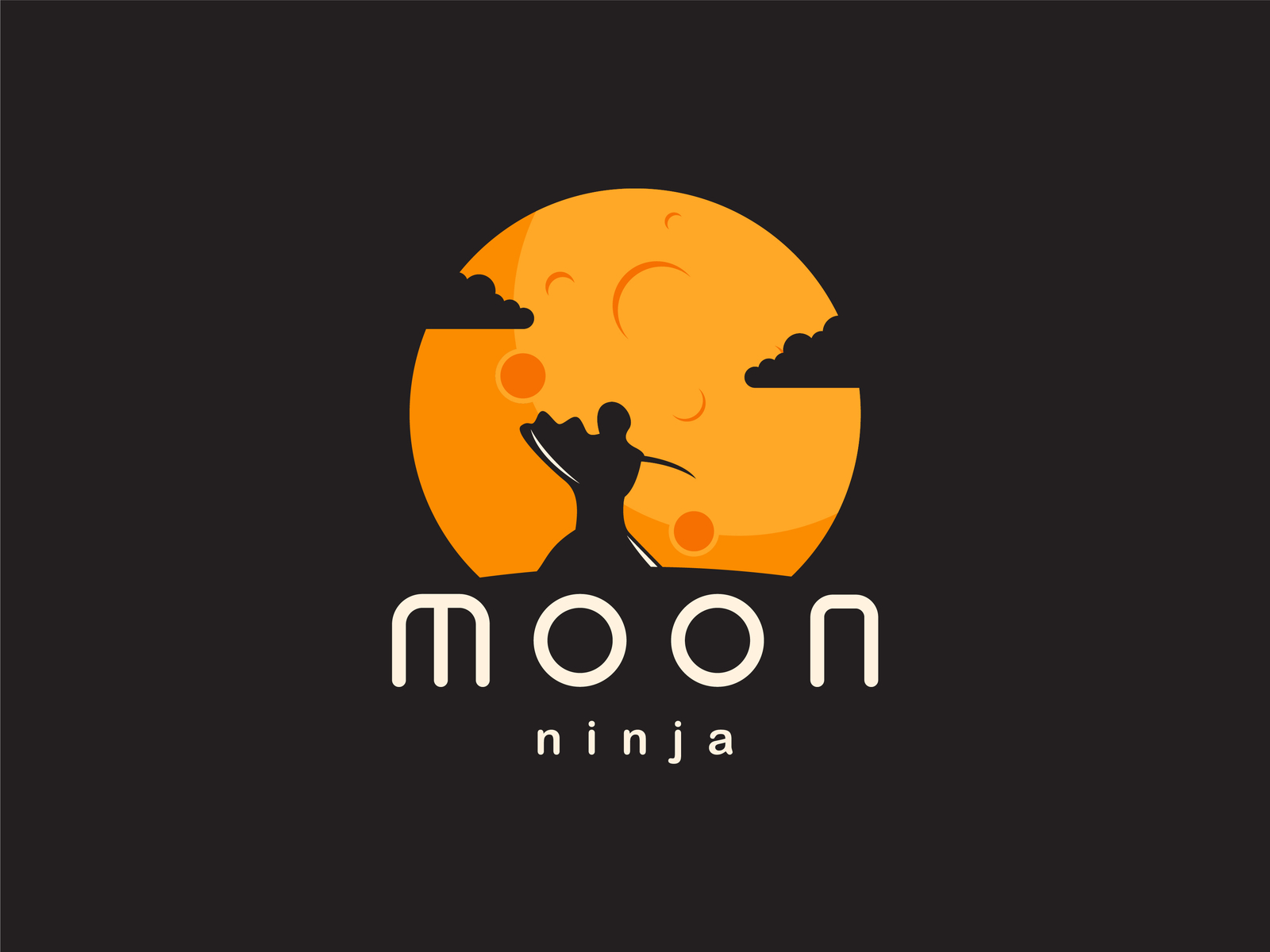30 Eye Catching Moon Logos For Inspiration Decolore Net Check out this list and find a moon logo which will inspire you to create your own. 30 eye catching moon logos for