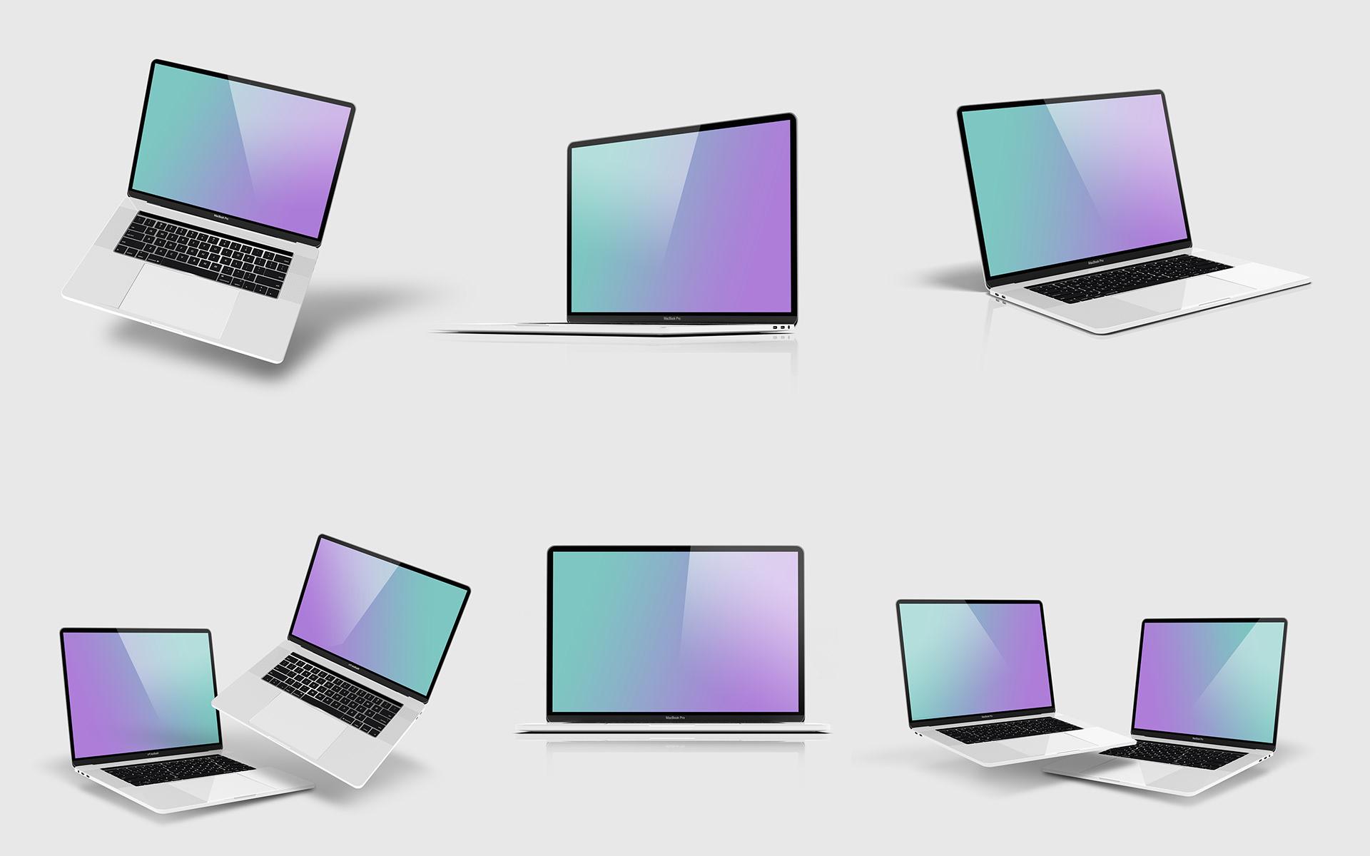 60+ Apple Macbook / PRO & Air Mockup Templates   Decolore Net