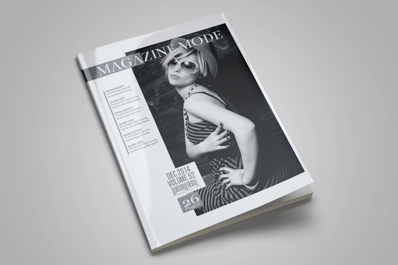 30 Creative Magazine Templates For Adobe Indesign Decolore Net