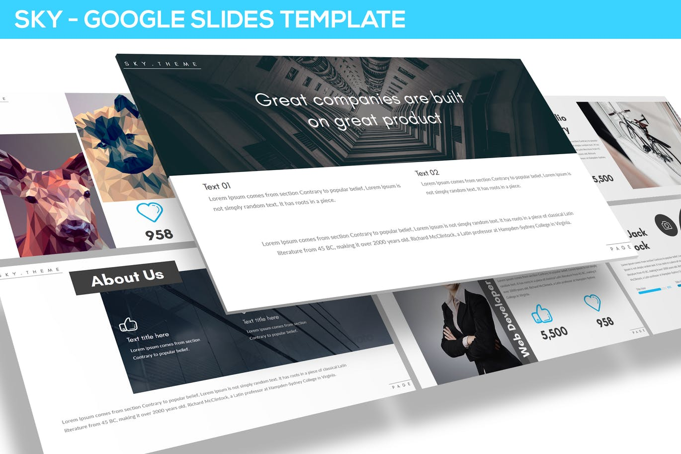50+ Best Google Slides Themes & Templates for Presentation