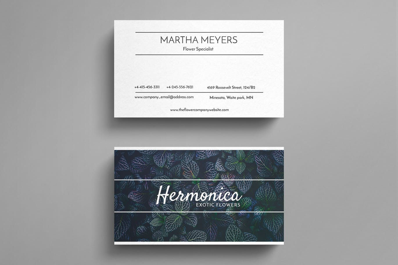 30 Stunning Graphic Design Templates Inspired by Nature   Decolore.Net