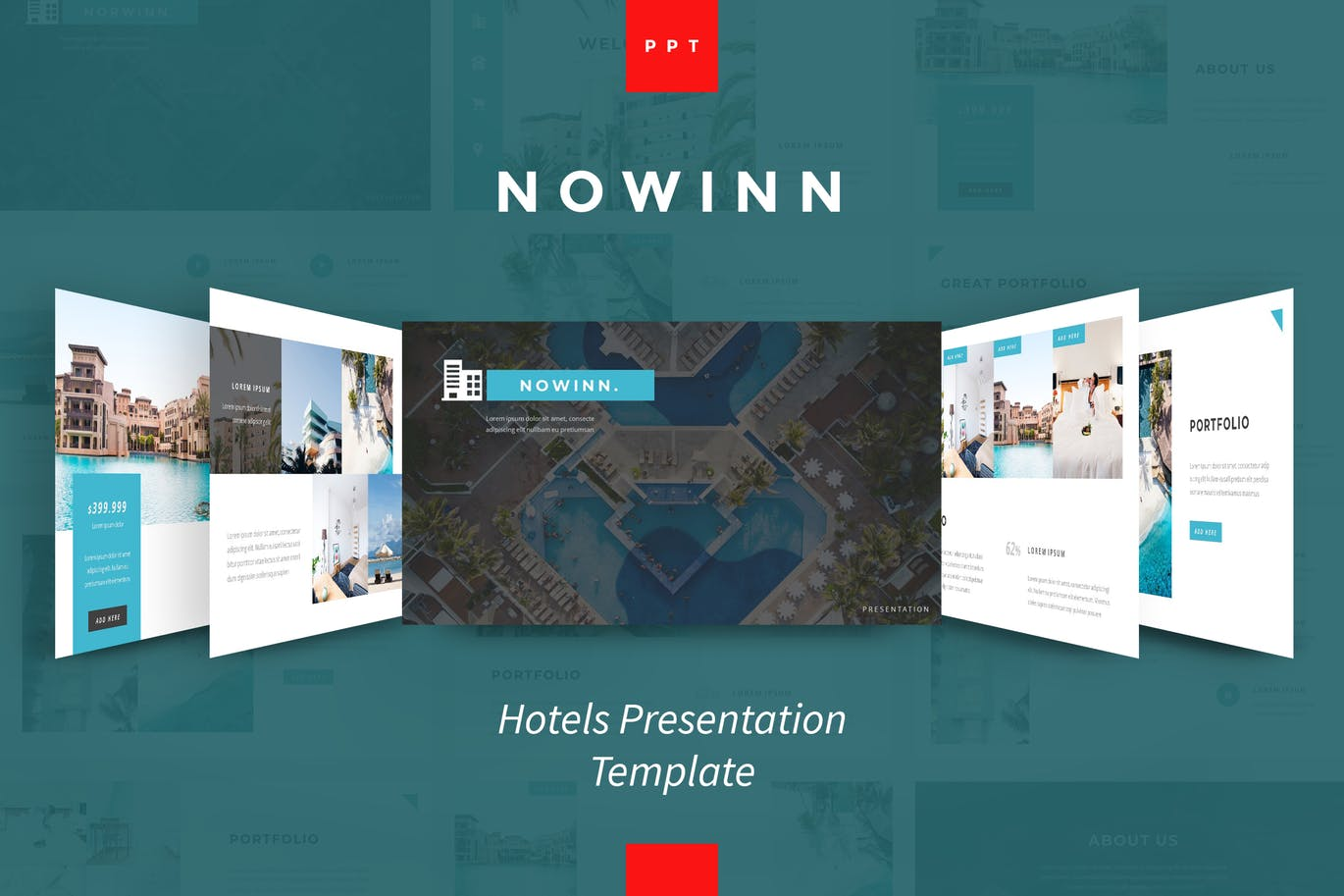 60+ PowerPoint Templates for Appealing Presentations