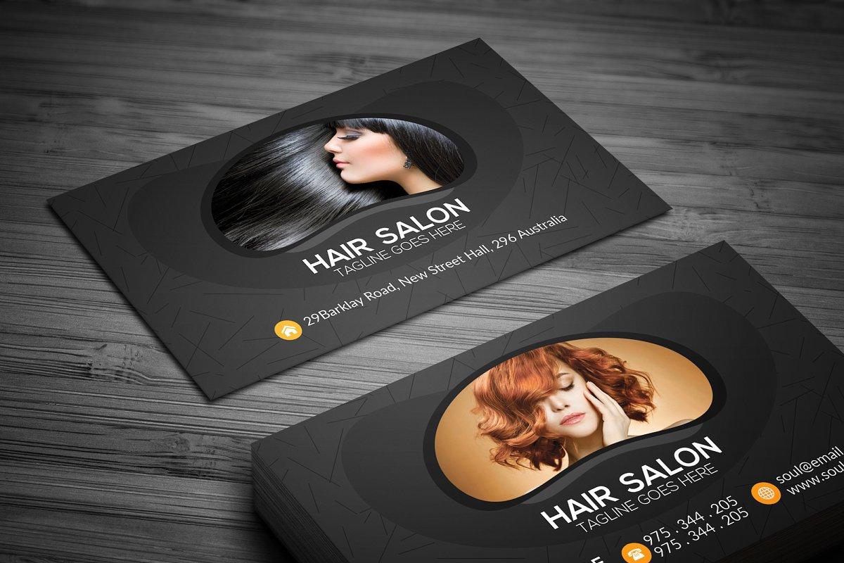 30+ Versatile Beauty Salon and Spa Business Cards   Decolore.Net