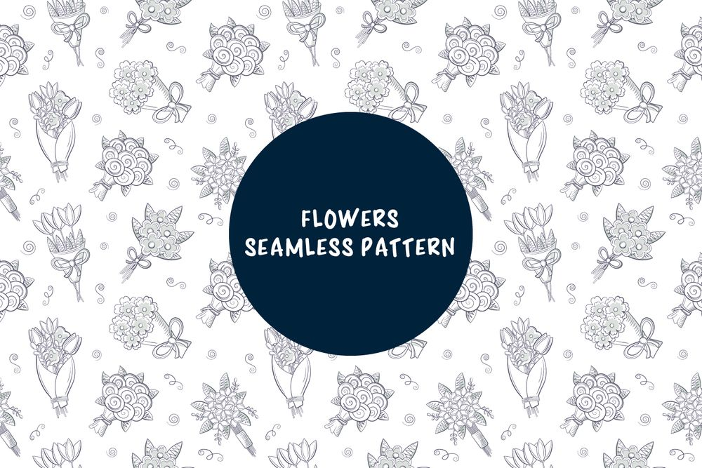 seamless-pattern-consisting-of-bouquets-of-flowers-concept