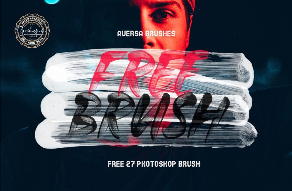 40+ Gorgeous Photoshop Brushes for Creative Designers