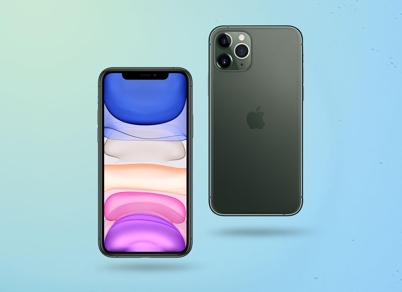 40 Iphone 11 Iphone 11 Pro Iphone 11 Pro Max Mockup