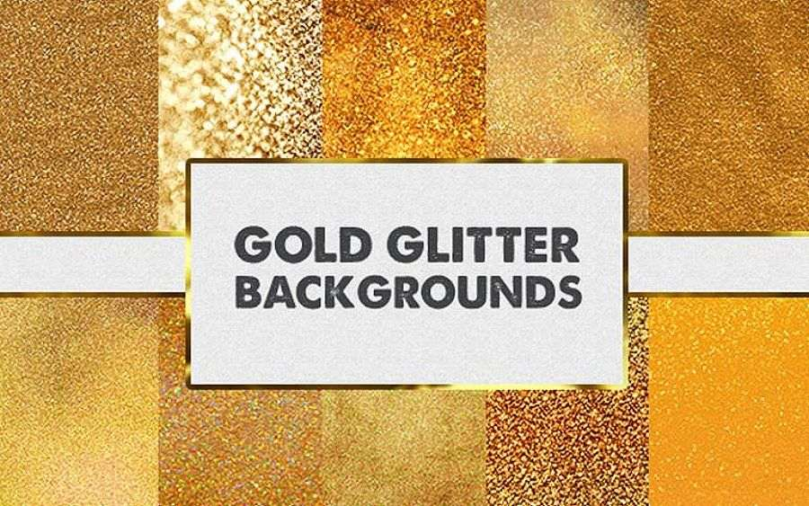 Gold-Glitter-Backgrounds